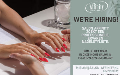 Salon Affinity breidt uit!
